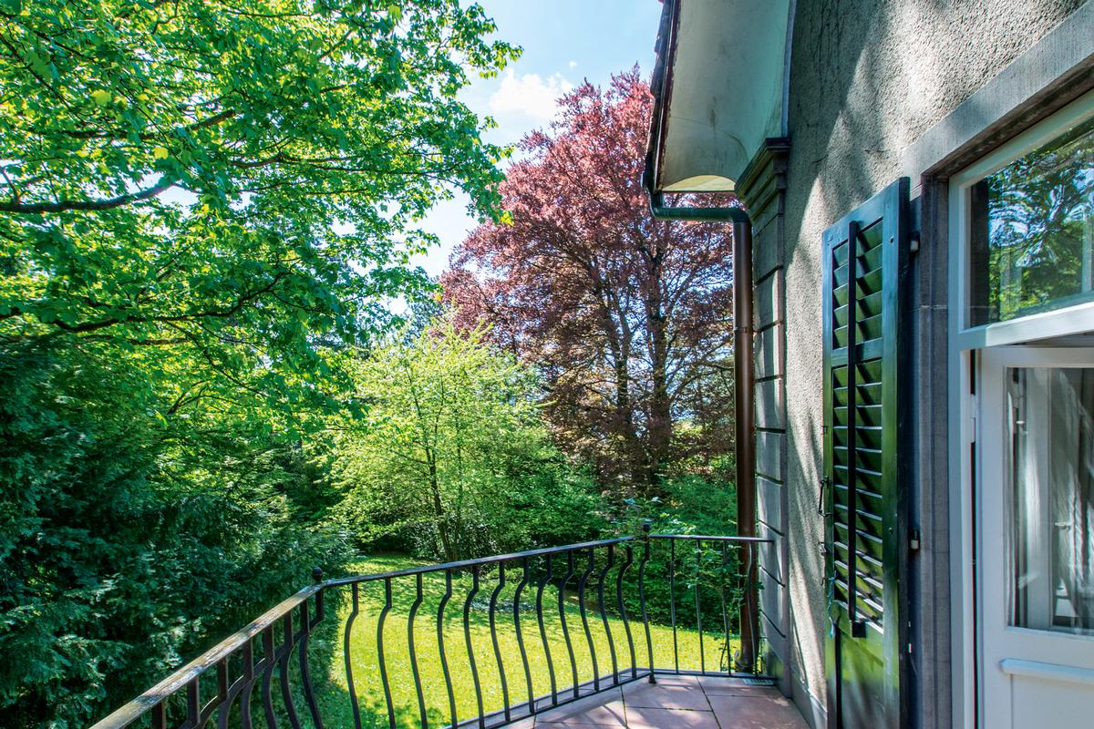 Luxury properties Exceptional property in the heart of Zurich