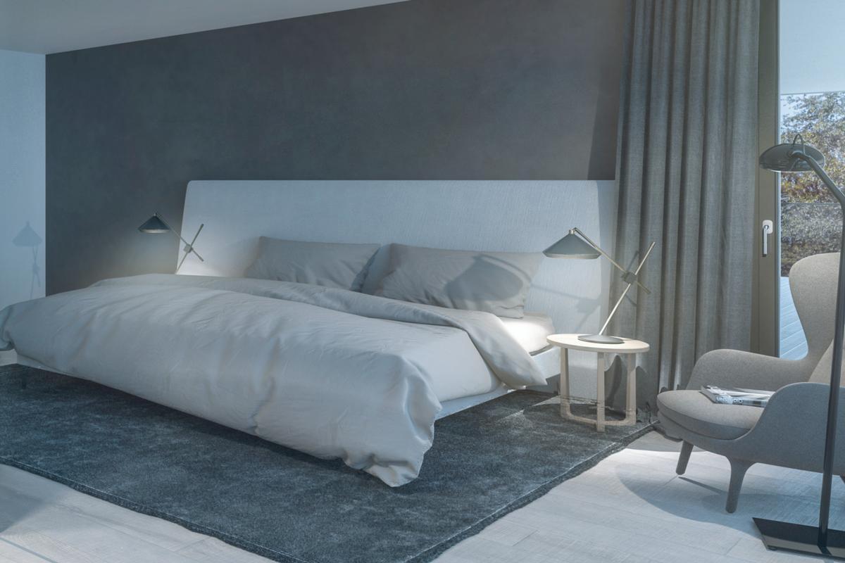 Luxury contemporary apartments – amazing interiors luxury properties