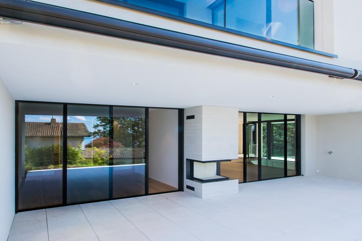 Luxury real estate Luxury contemporary apartments – amazing interiors