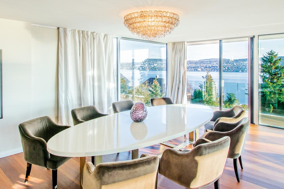 Luxury homes Villa in Kilchberg on the lake of Zurich