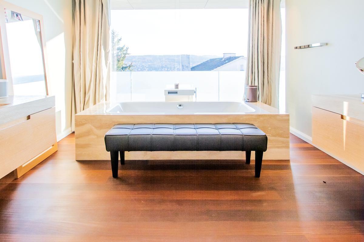 Villa in Kilchberg on the lake of Zurich luxury real estate