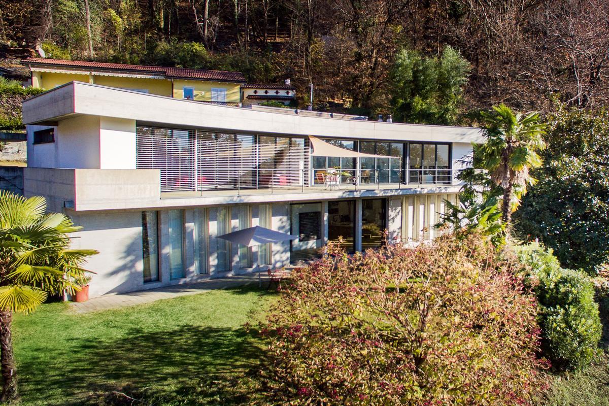 Villa in Locarno by Ticino luxury properties
