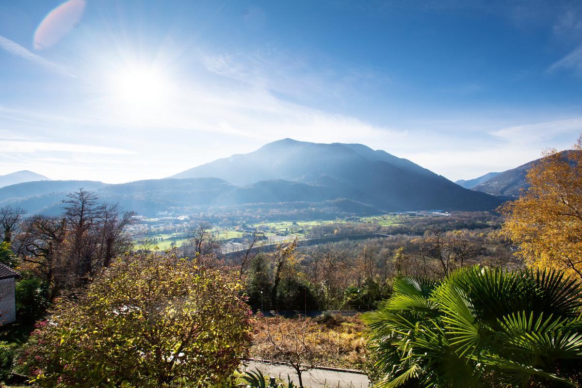 Villa in Locarno by Ticino luxury real estate