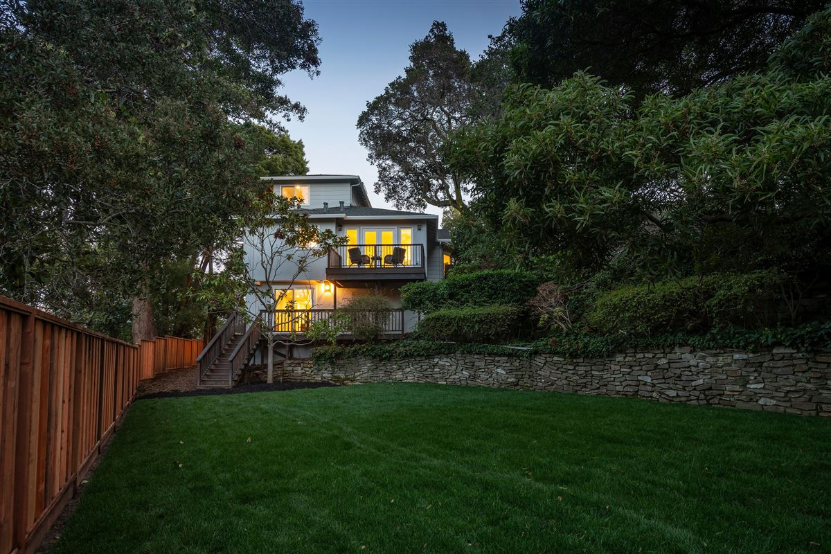 Gorgeously remodeled in prestigious location luxury real estate