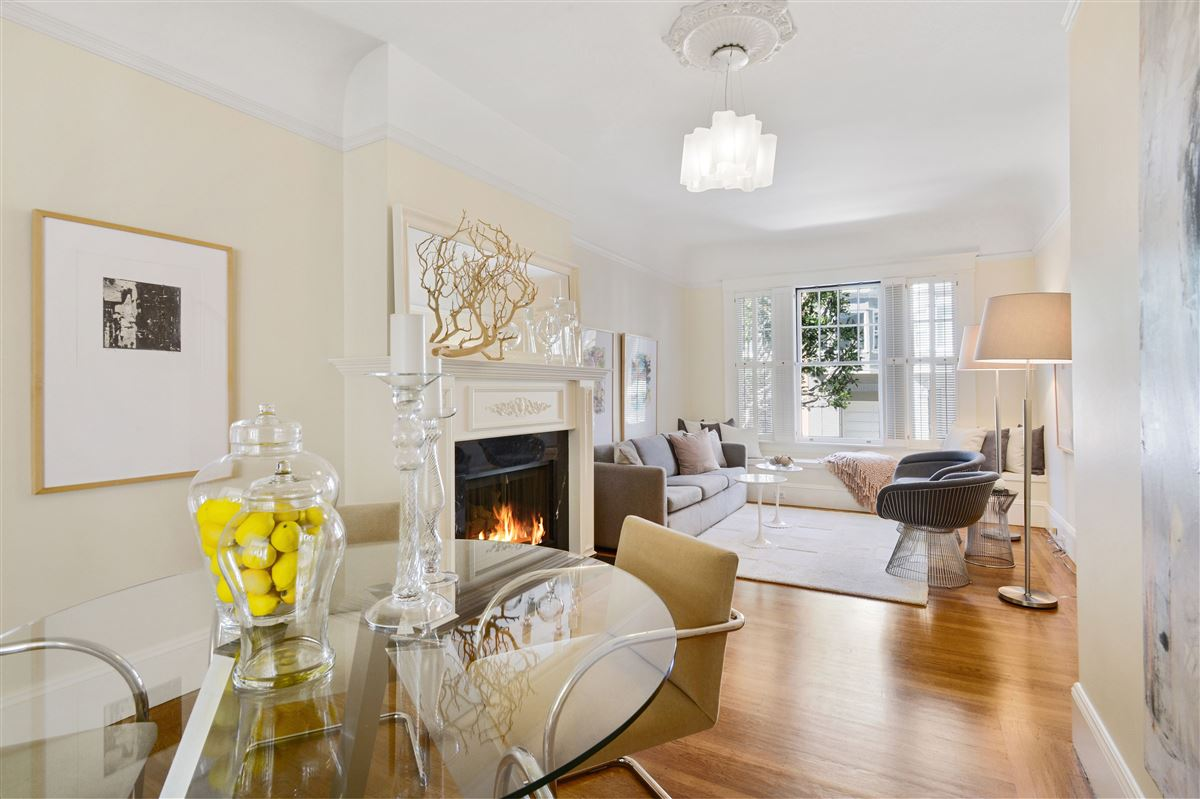 meticulously updated Edwardian home luxury properties