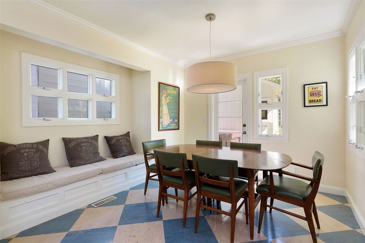 Luxury homes Beautiful four bedroom home for rent on coveted Alder Avenue