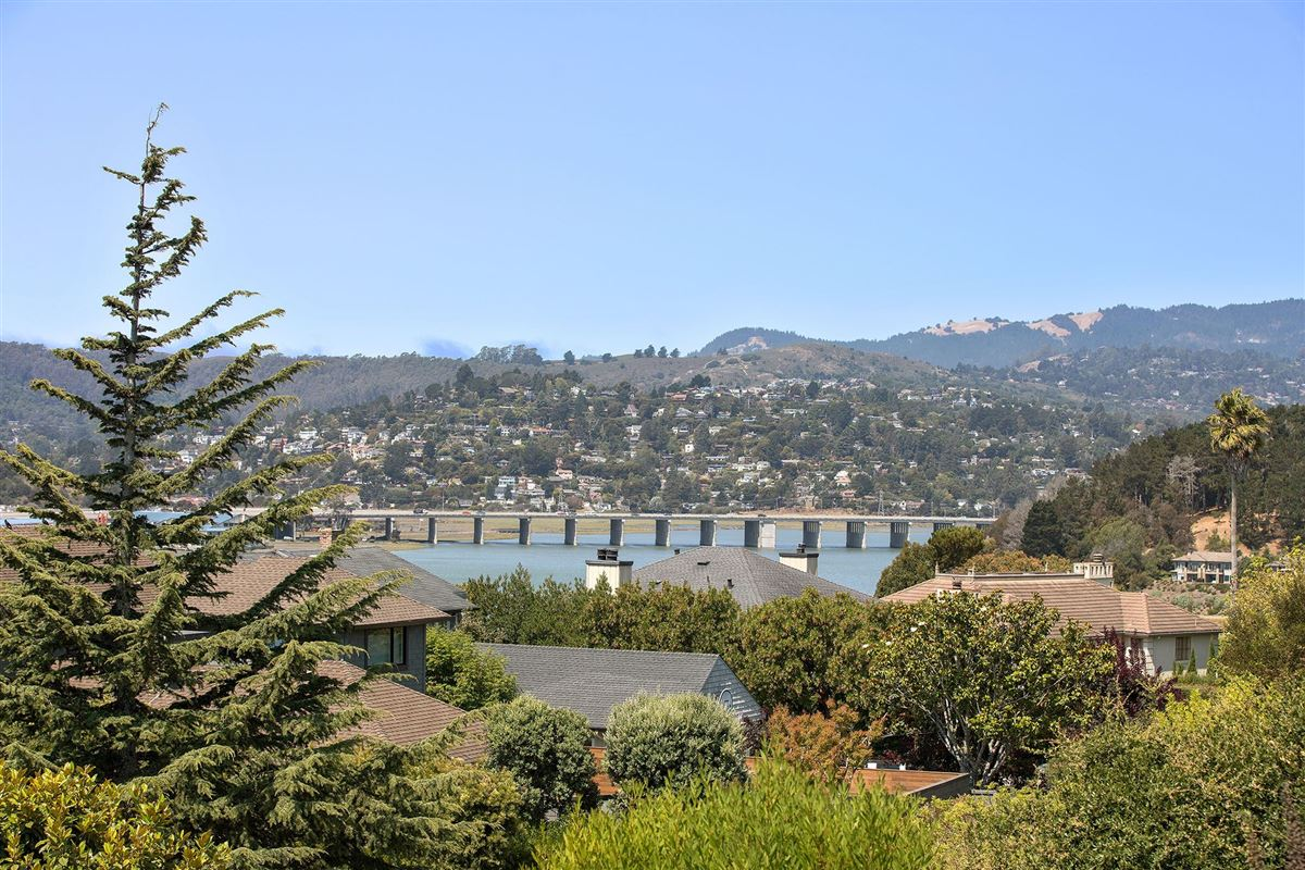 Luxury homes in elegant home with incredible water views