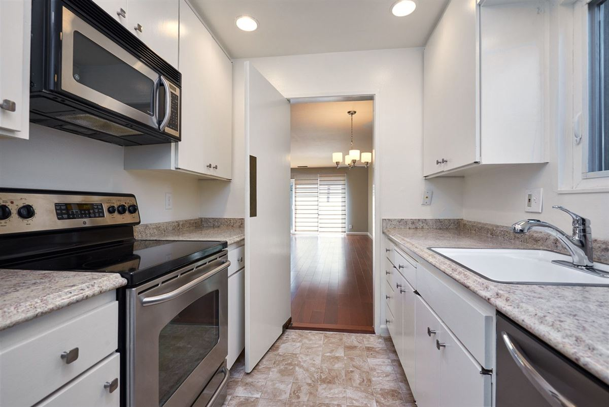 This beautifully remodeled Townhome is strategically located luxury real estate