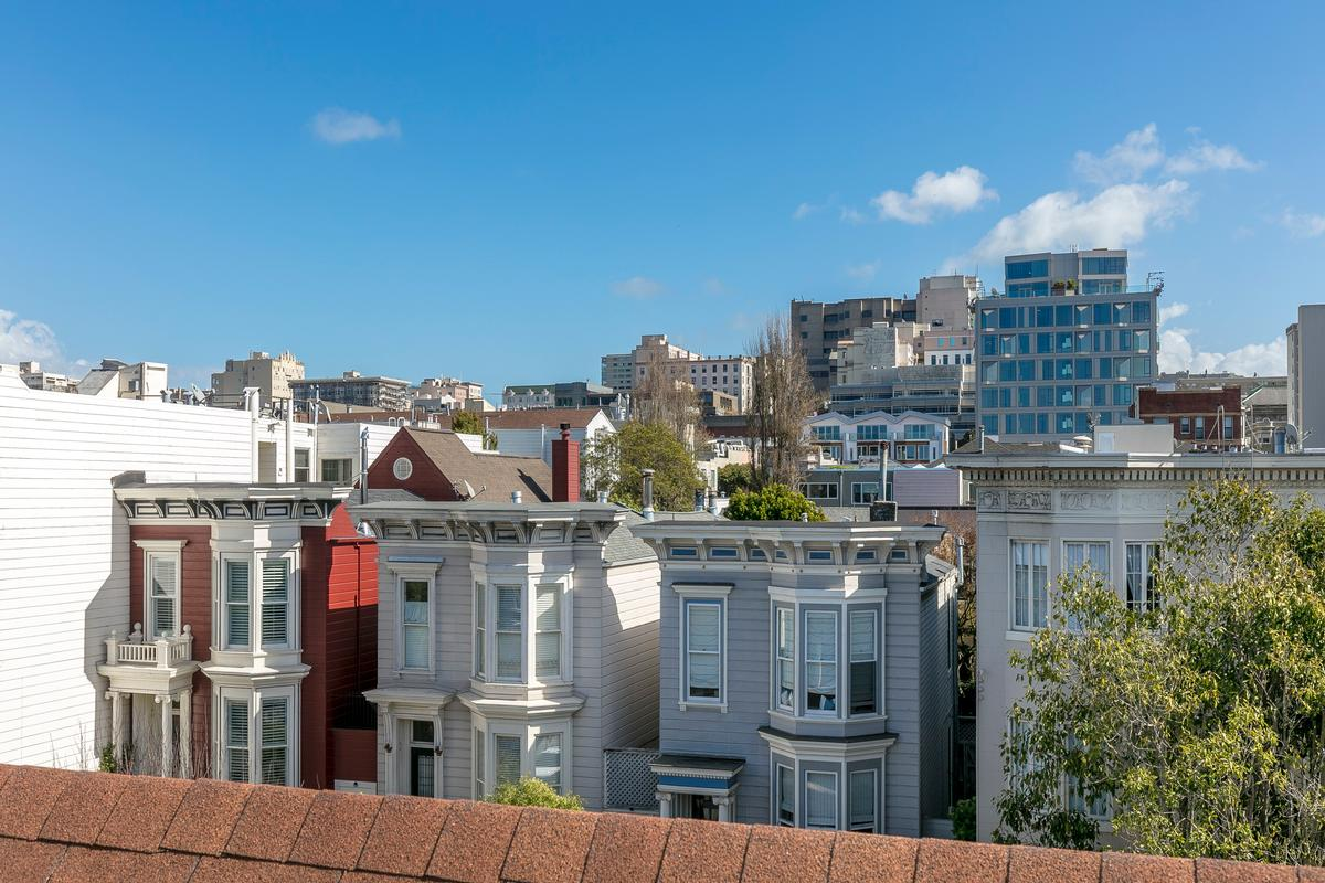 Two Beautiful Pacific Heights Flats luxury properties