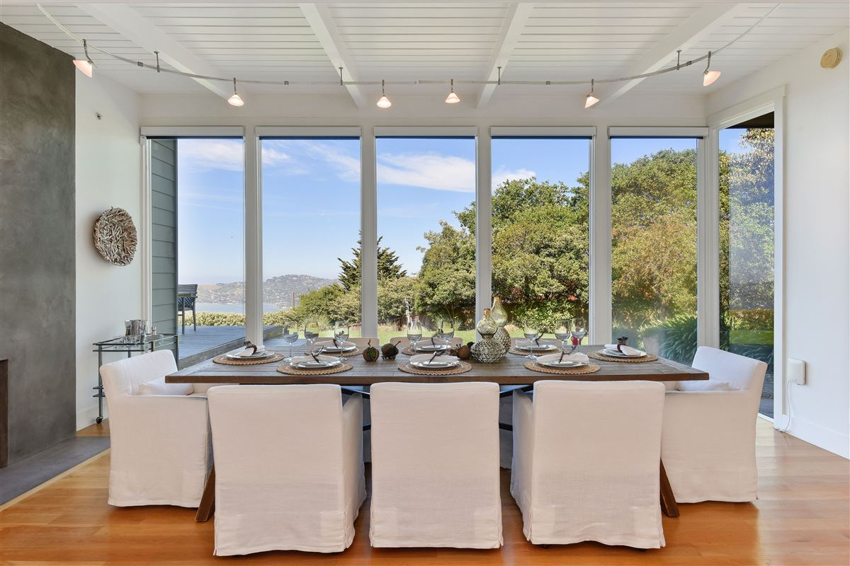 Luxury homes Exquisite modern Sausalito home