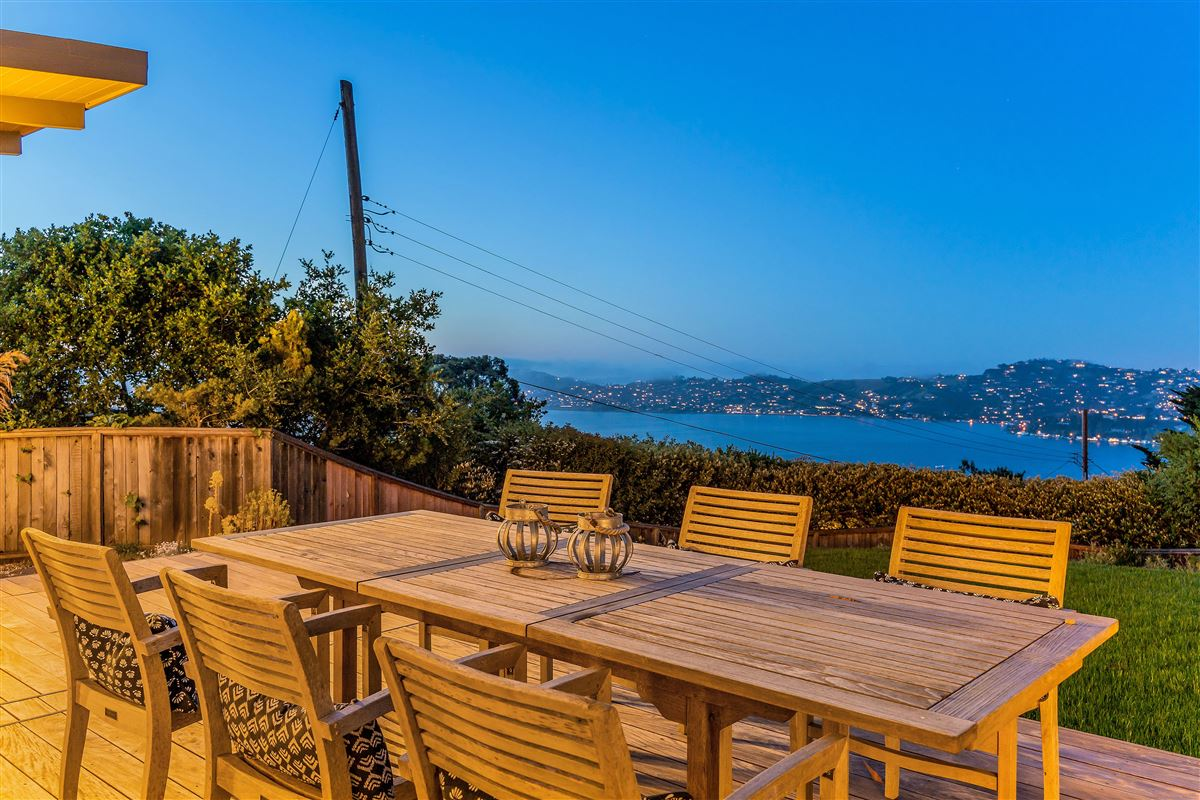 Exquisite modern Sausalito home luxury homes