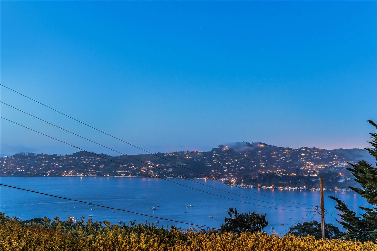 Luxury real estate Exquisite modern Sausalito home