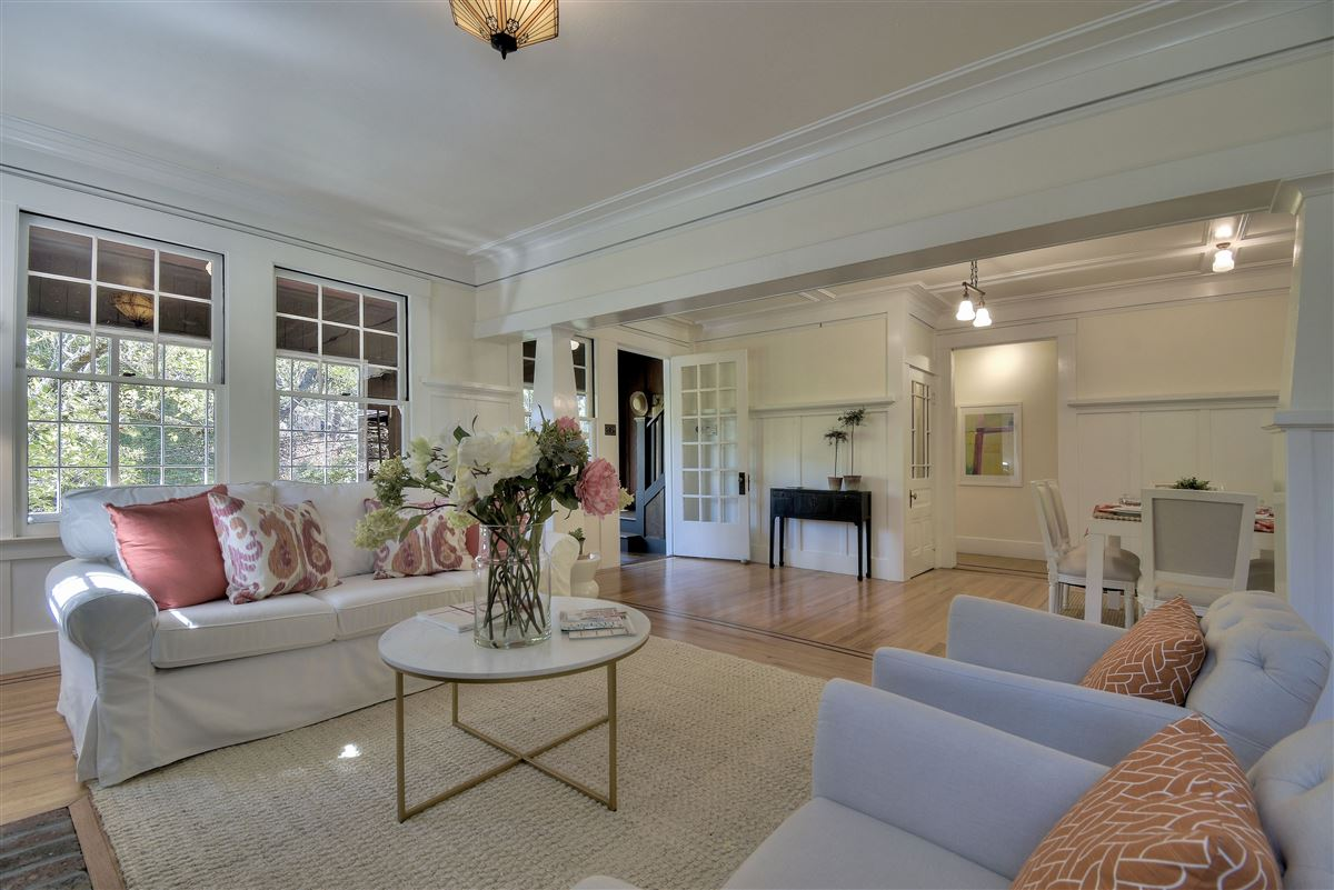 Luxury homes charming turn-of-the-century home with modern day amenities