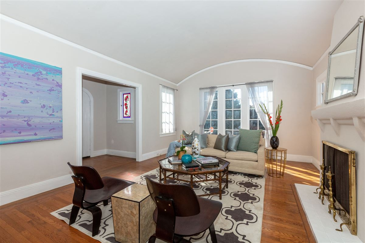 beautifully detailed home in miraloma park luxury real estate