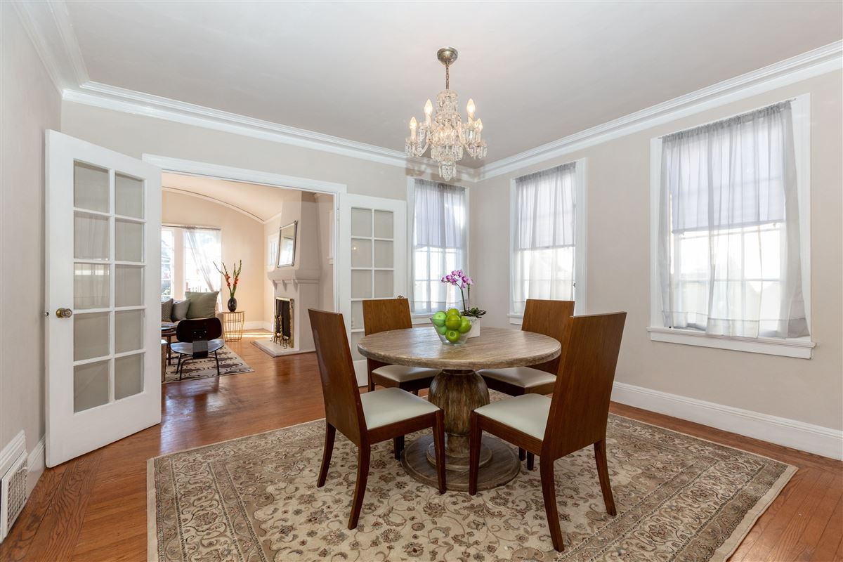 beautifully detailed home in miraloma park luxury properties