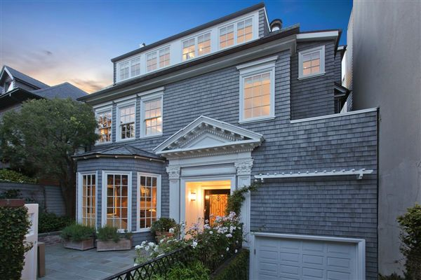 High Quality Beautifully Remodeled San Francisco Home