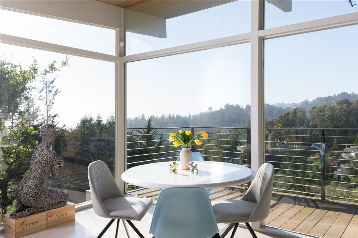 modern home with beautiful bay and hill views luxury real estate