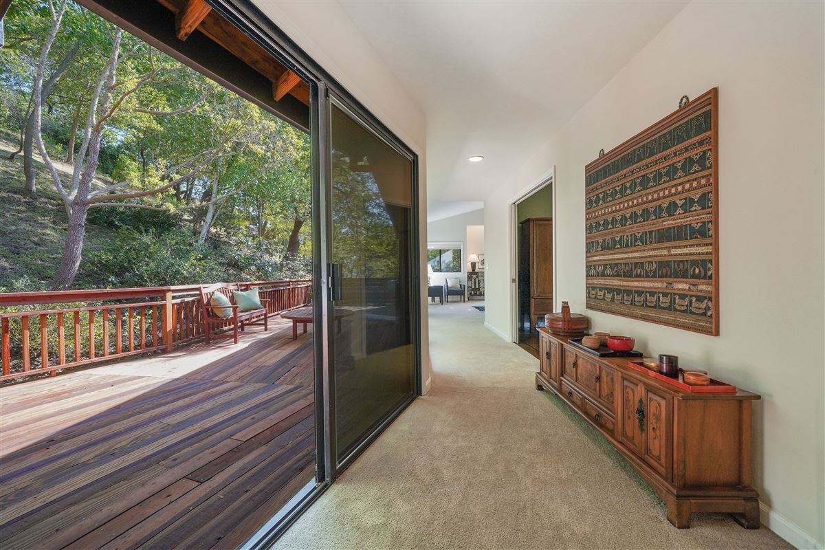 Mansions in wonderful mill valley home on a private lot
