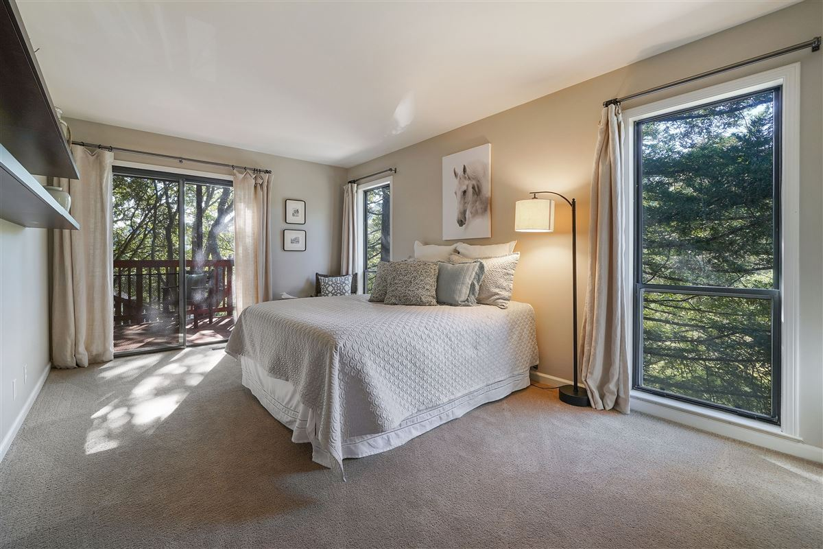 wonderful mill valley home on a private lot luxury properties
