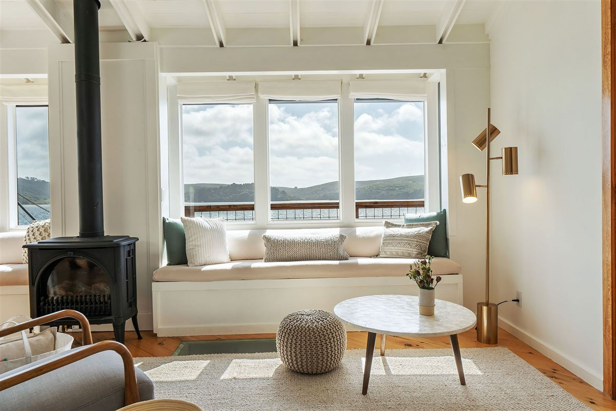 delightful home on Tomales Bay luxury properties