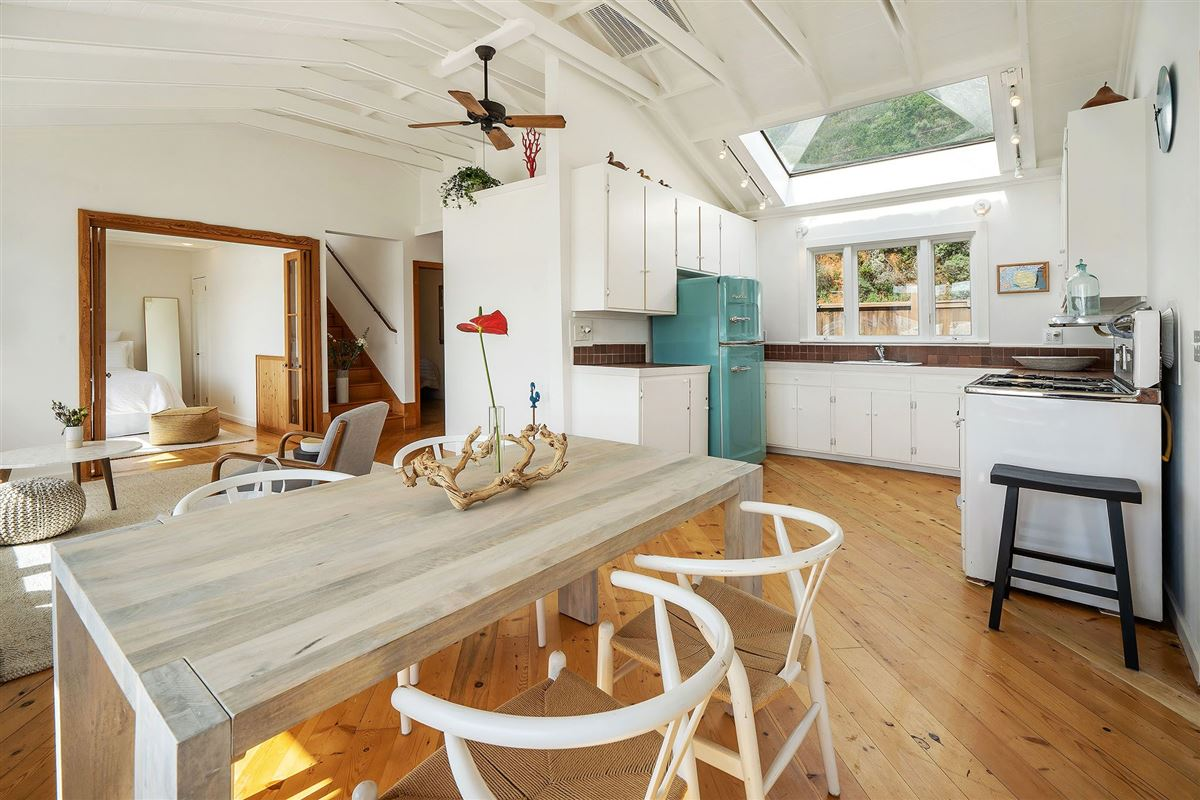 Mansions in delightful home on Tomales Bay