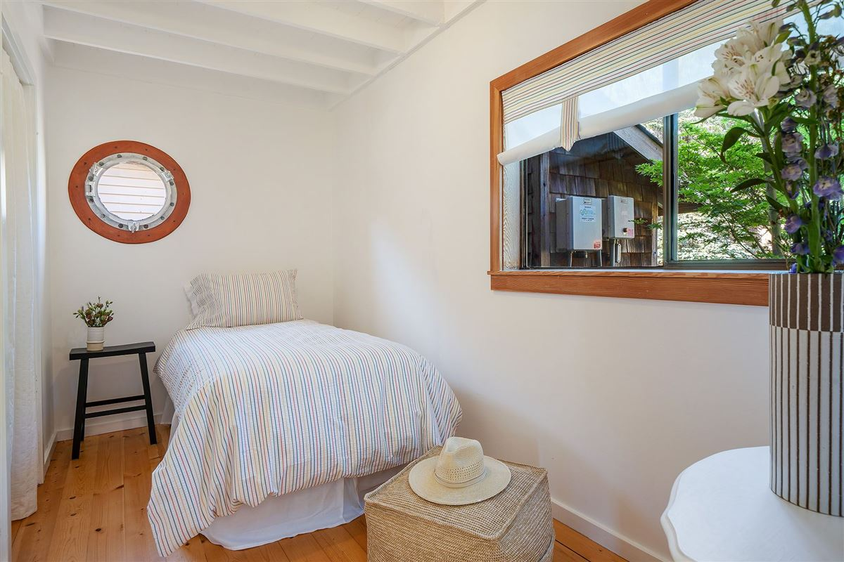 delightful home on Tomales Bay luxury real estate