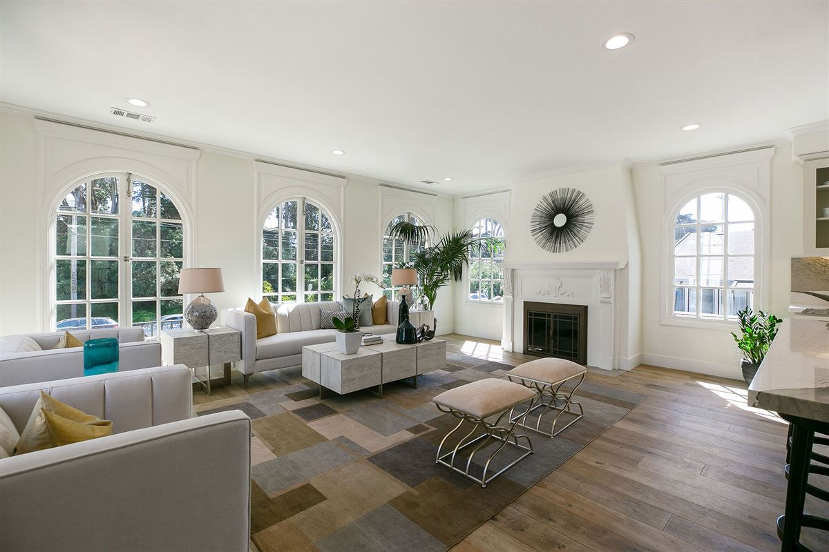 Luxury real estate Exquisite restoration meets inspired modern design