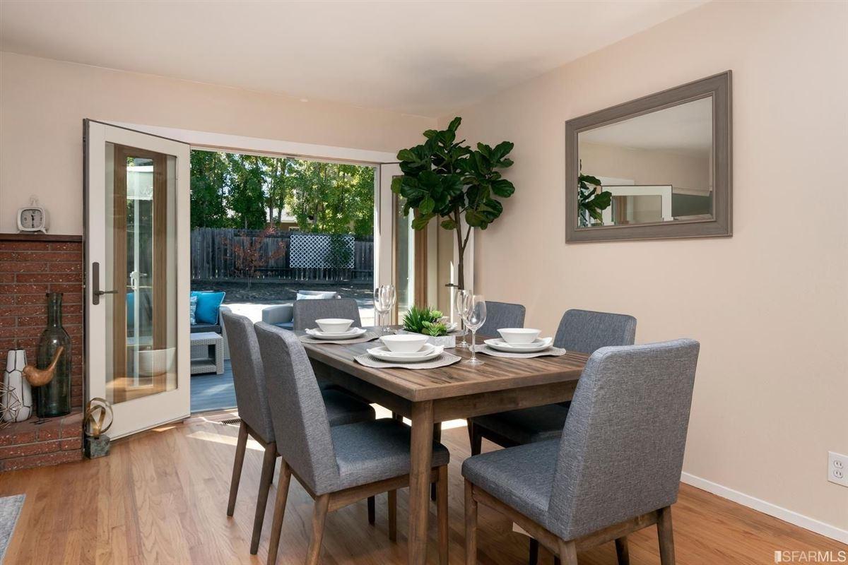Luxury homes  rare single story home