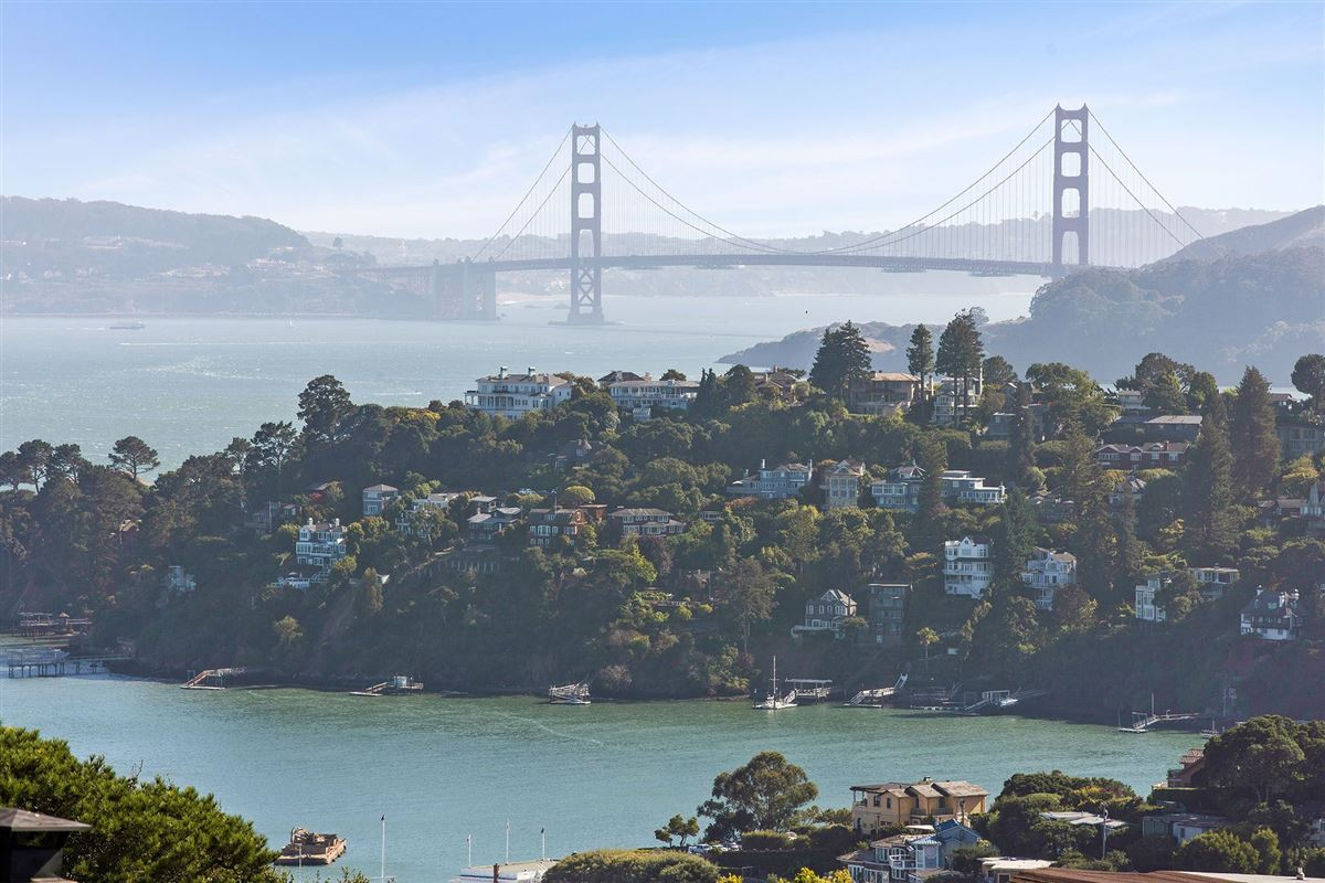 Luxury real estate unrivaled views of the San Francisco Bay