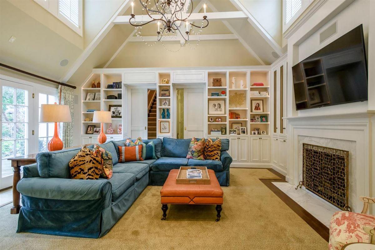 Luxury real estate meticulously rebuilt
