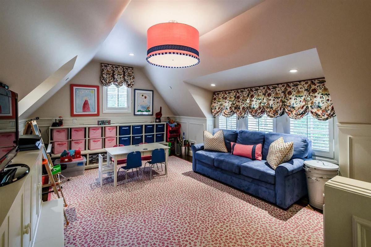 Luxury homes in meticulously rebuilt