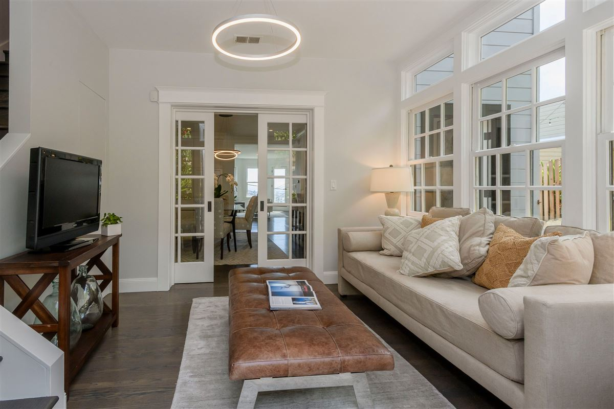 Luxury real estate Prime Corona Heights residence