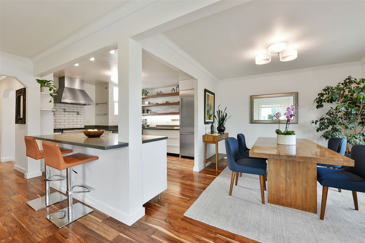 Luxury properties a fully renovated home