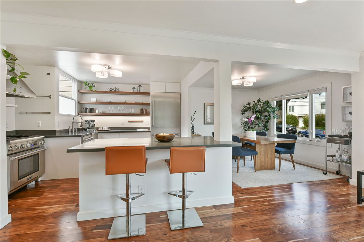 a fully renovated home  luxury properties