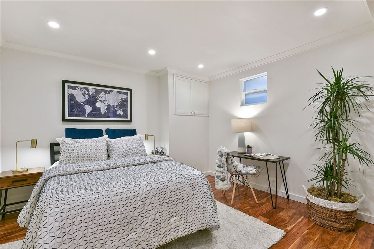 a fully renovated home  luxury real estate