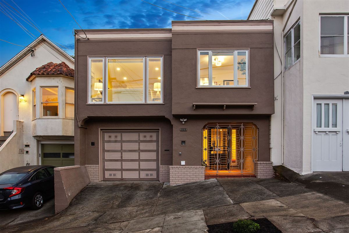 a fully renovated home  mansions