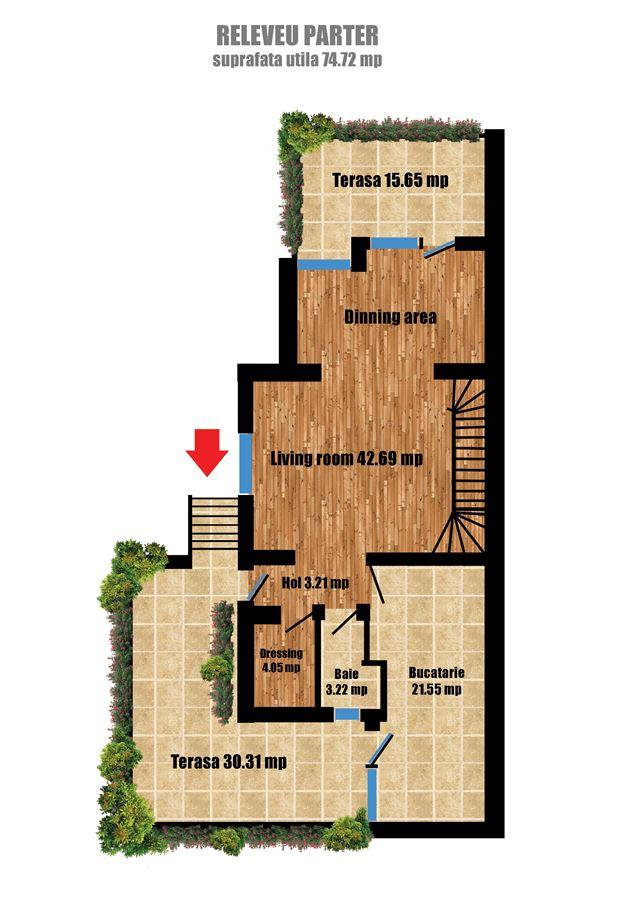 TRIUMPH VILLA - DOROBANTI SQUARE luxury real estate