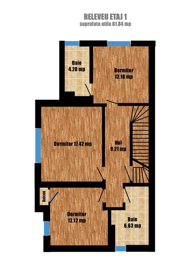 Luxury properties TRIUMPH VILLA - DOROBANTI SQUARE