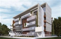Mansions in stylish new apartment in exclusive complex