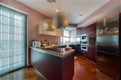 Mansions in Razor Penthouse in Herastrau with Park View