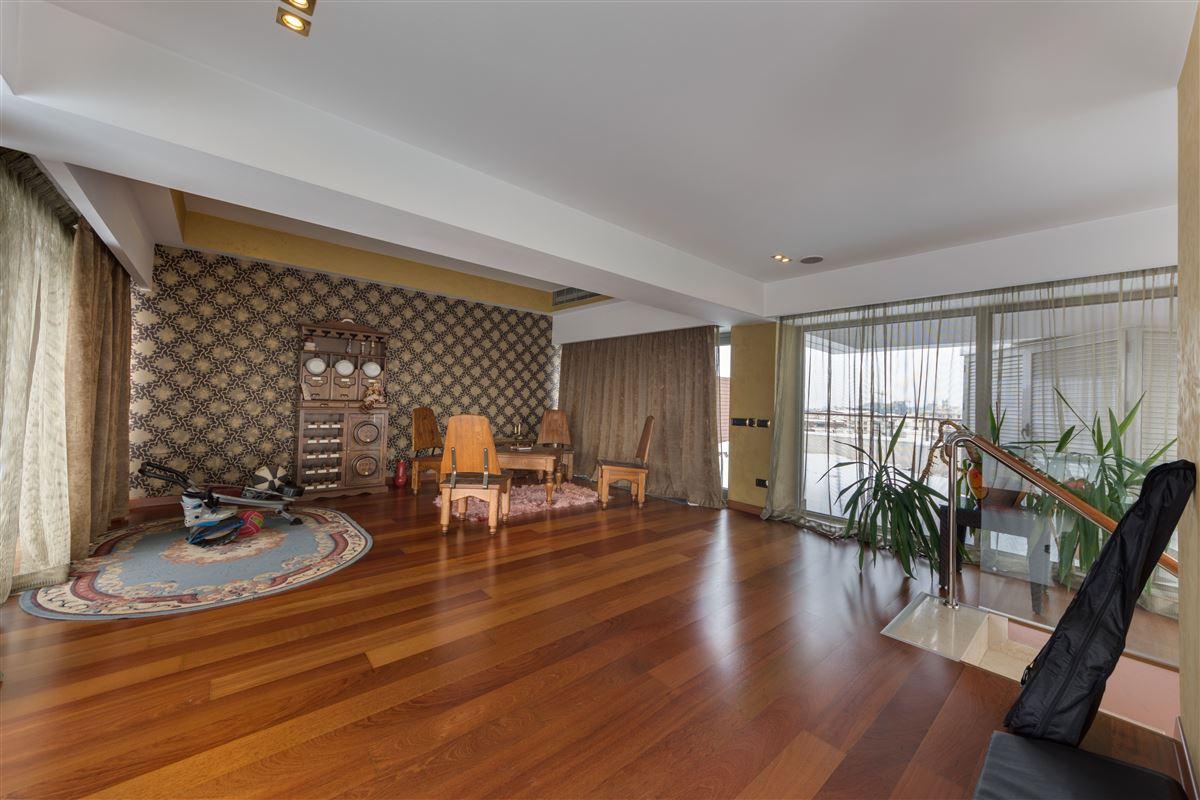 Luxury properties Razor Penthouse in Herastrau with Park View