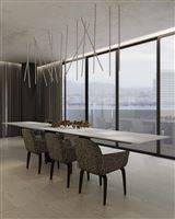 Cortina Residence - Luxury Concept Penthouse luxury homes