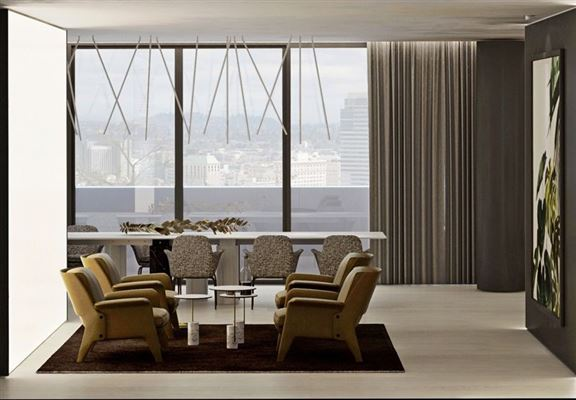 Luxury homes Cortina Residence - Luxury Concept Penthouse