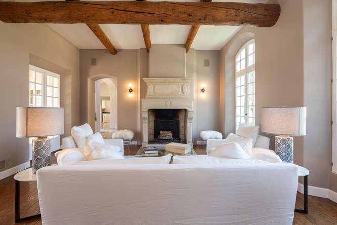 Mansions Prestigious Varian Ranch Home
