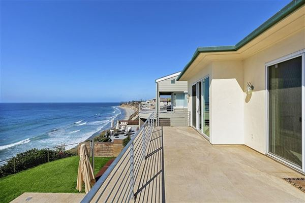 Mansions SOLANA BEACH OCEANFRONT LIVING