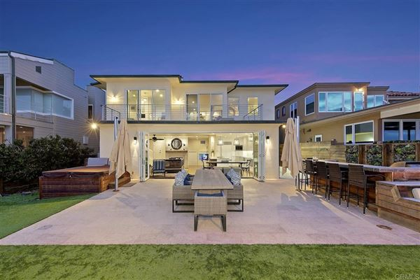 Luxury homes SOLANA BEACH OCEANFRONT LIVING
