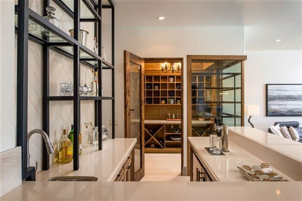 Luxury real estate immaculate uber-chic estate