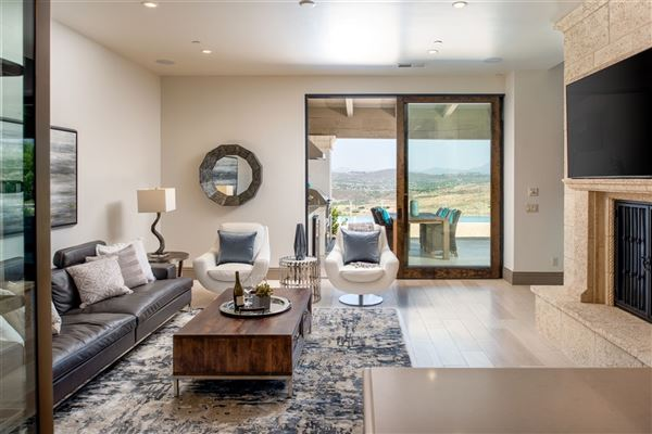 Luxury properties immaculate uber-chic estate