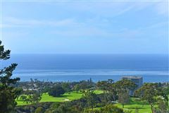 Mansions in the largest buildable residential site in picturesque La Jolla