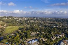 Luxury real estate the largest buildable residential site in picturesque La Jolla